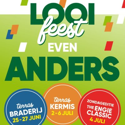 Looi Feest even ANDERS